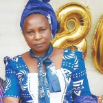 Dr. Mrs Julie Osadahun - Vice President