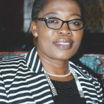 Barr. Esther Omaka - Vice President