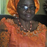 Mrs Lydia Choji - Vice President