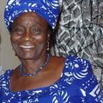 Mrs Moronkeji O. Osibeluwo - Hon National Treasurer