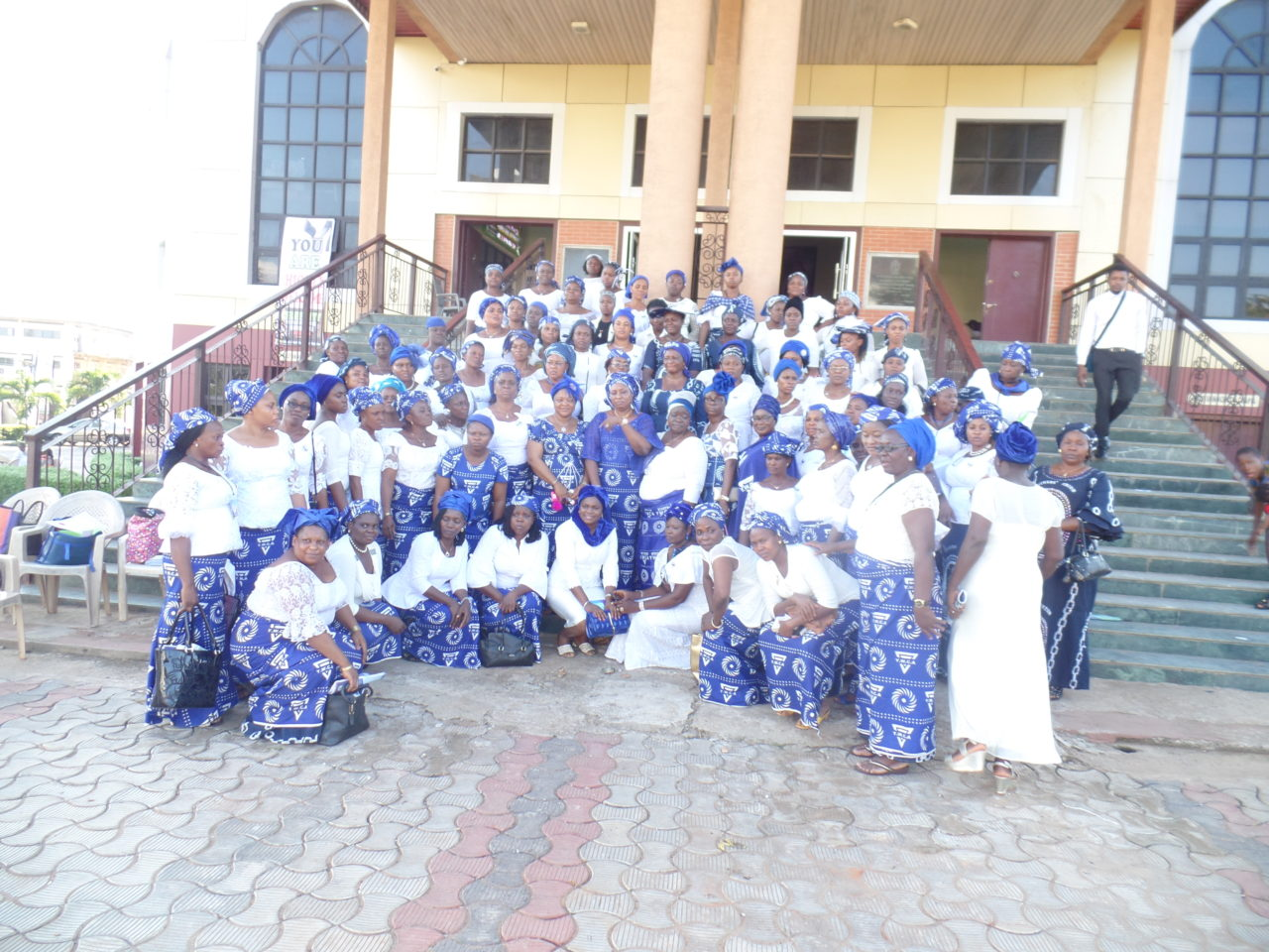 INAUGURATION OF YWCA NEW BRANCHES IN ANAMBRA STATE
